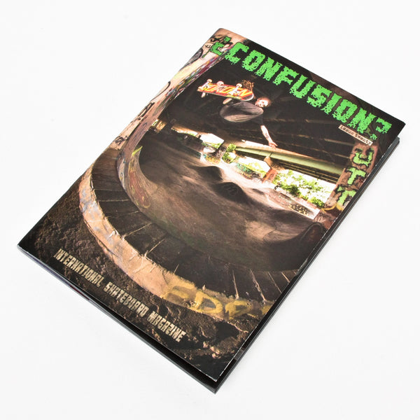 Confusion Issue 20