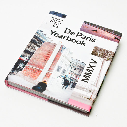 DPY Editions: De Paris Yearbook 2015 RESTOCK