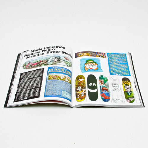 Disposable: A History Of Skateboard Art - Sean Cliver