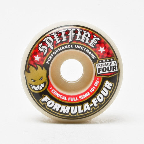 SPITFIRE FORMULA FOUR CONICAL FULL 101A 52MM