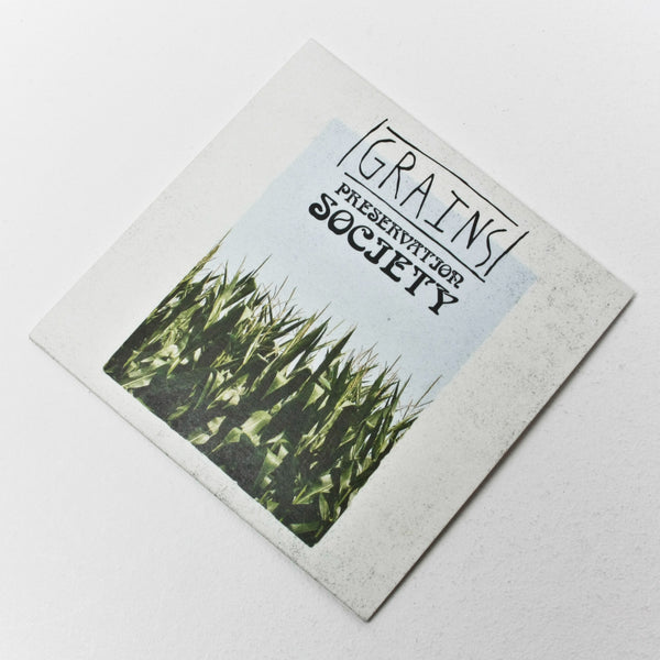 Grains Preservation Society