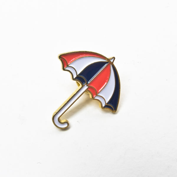 Hélas UMB Pin Badge RED / WHITE / BLUE