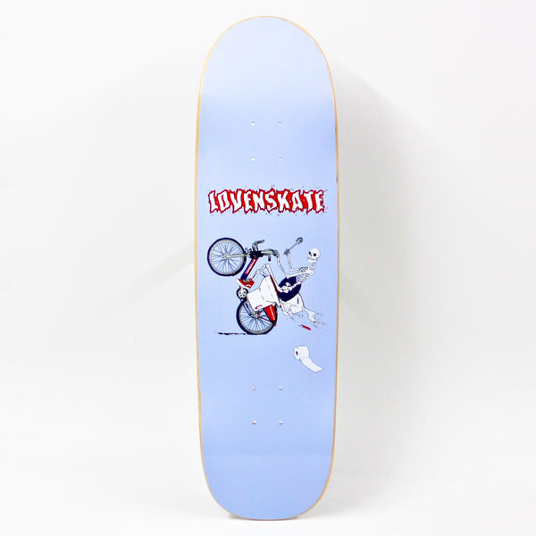 Lovenskate On Your Bike Boris Deck 9.0""