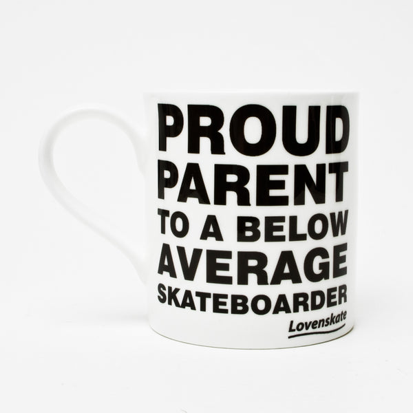 Lovenskate Proud Parent Mug