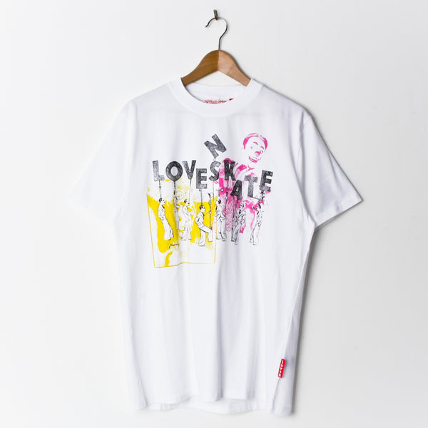 Lovenskate Side Show T Shirt