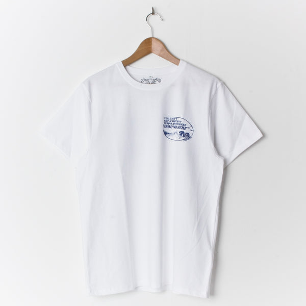 Lovenskate Decent Cuppa T Shirt White