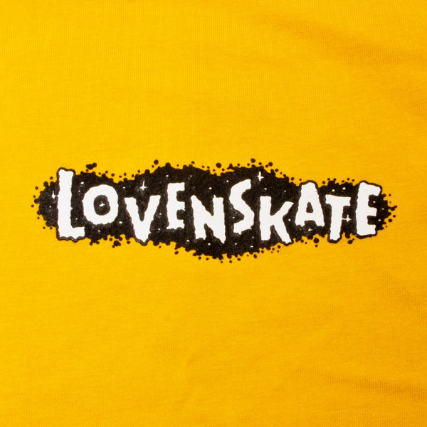 Lovenskate Unknown Unknowns T-Shirt (Back Print)