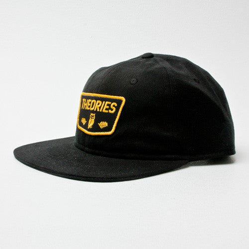 Theories Moluch 6 Panel Black