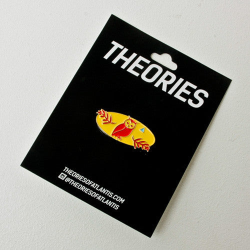 Theories Moluch Of My Domain Pin