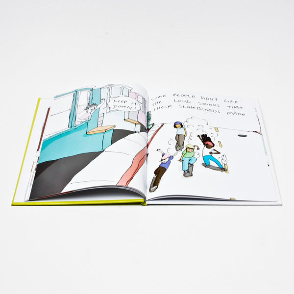 My First Skateboard: Karl Watson with illustrations by Henry Jones RESTOCK