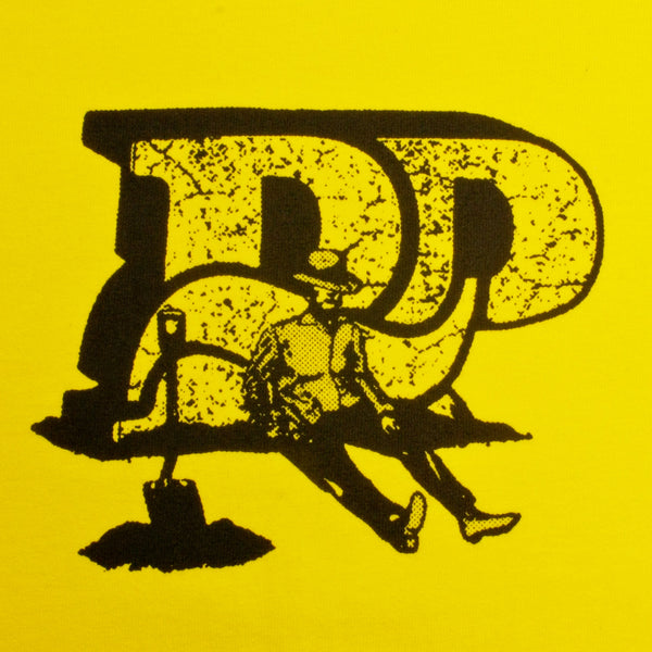 Pass~Port Tools Down T Shirt Yellow
