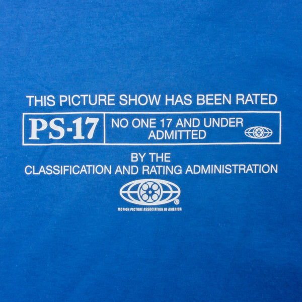 Picture Show PS-17 T Shirt Royal Blue