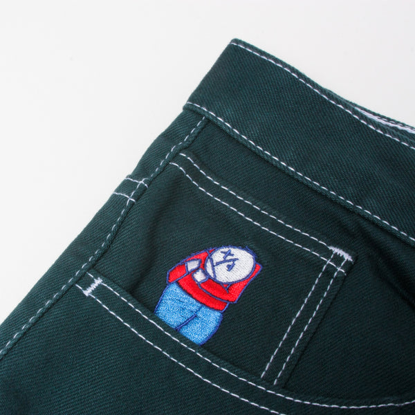 Polar Big Boy Jeans Green