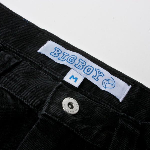 Polar Big Boy Jeans Pitch Black