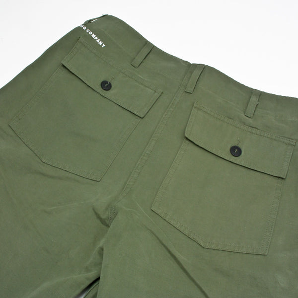 Pop Trading Company Phatique Farm Pants Olive