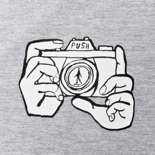 Push Periodical Camera Heather Grey