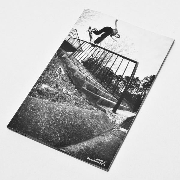 Skate Jawn Issue 35 September 2016