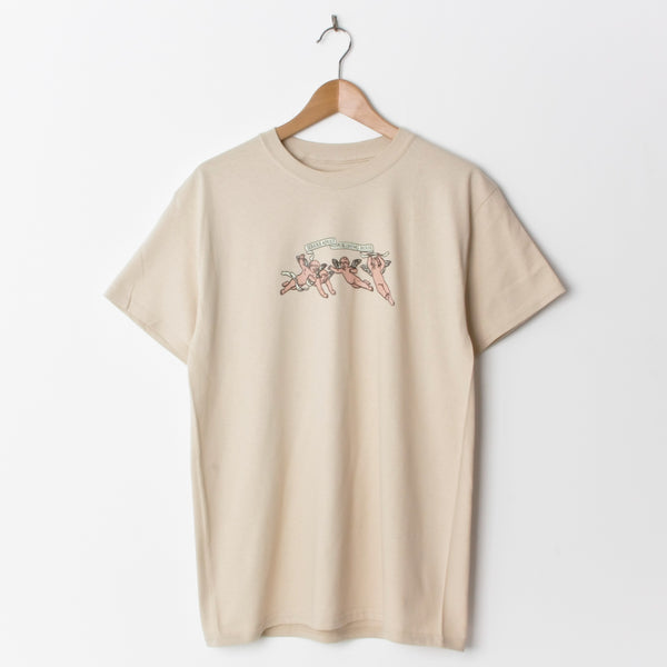 Serious Publishing House T Shirt Sand