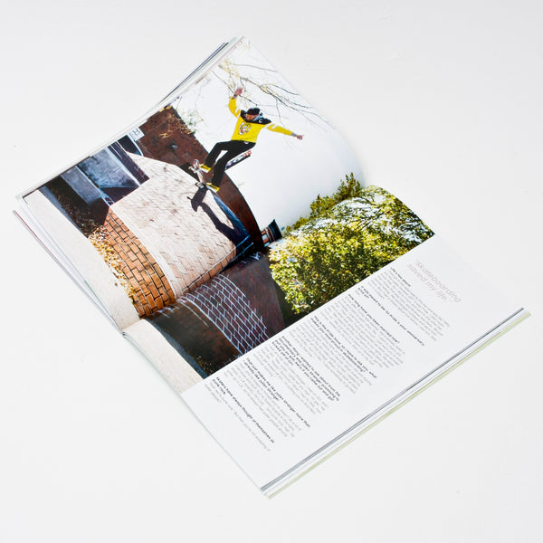 SKATEISM MAGAZINE ISSUE 4