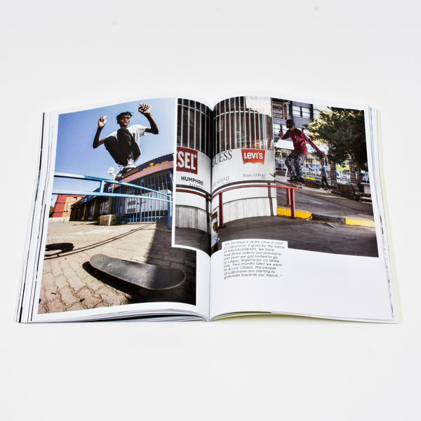 Skateism Magazine Issue 5