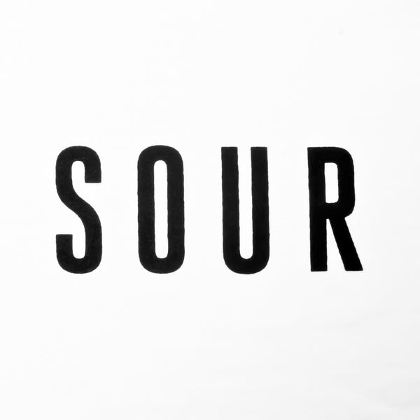 Sour Army T Shirt White
