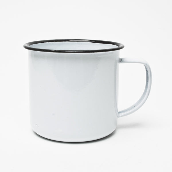 Sour Brain Gone Enamel Mug