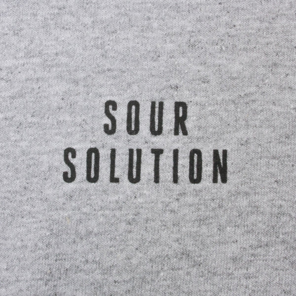 Sour Films Heather Grey (Back Print)
