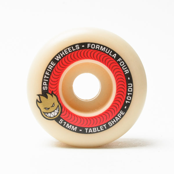 Spitfire Formula Four Tablets 101D 51mm