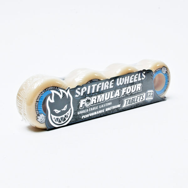 Spitfire Formula Four Tablets 99D 54mm