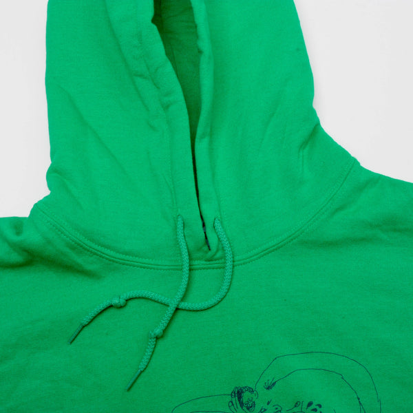 There Hood Heather Green