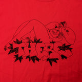 There Wiggle T Shirt Red