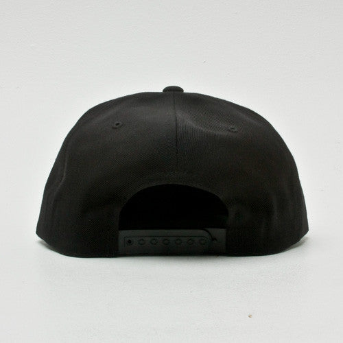 Transportation Unit Classic 6 Panel Black