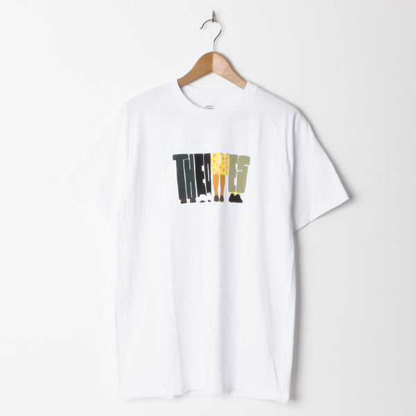 Theories About Nothing T Shirt White