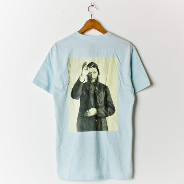 Theories Rasputin Light Blue (Back Print)