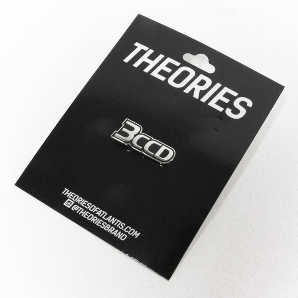 Theories 3CCD Enamel Pin Badge