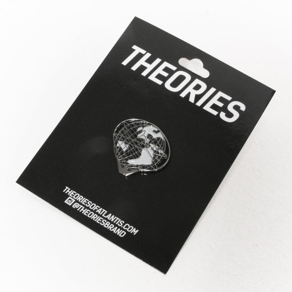 Theories Flushing Meadows Enamel Pin Badge
