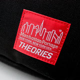 THEORIES X MANHATTAN PORTAGE VX DAY PACK CAMERA BAG BLACK