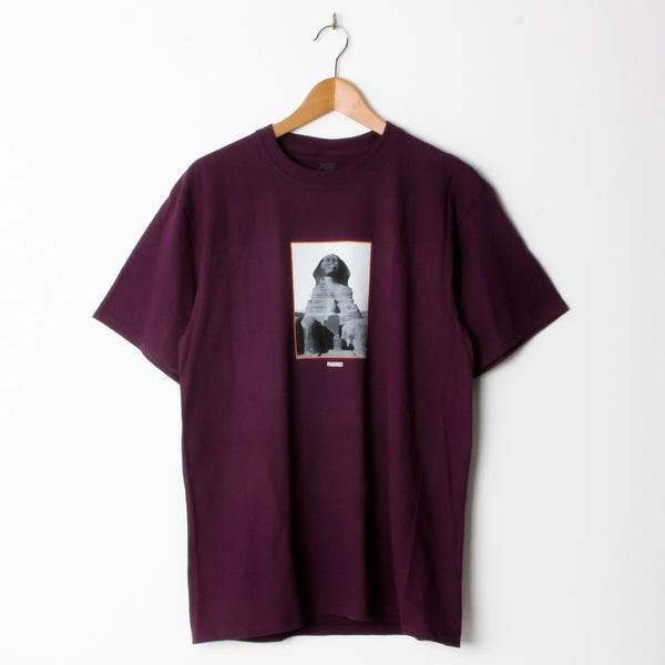 Theories Sphinx T Shirt Eggplant