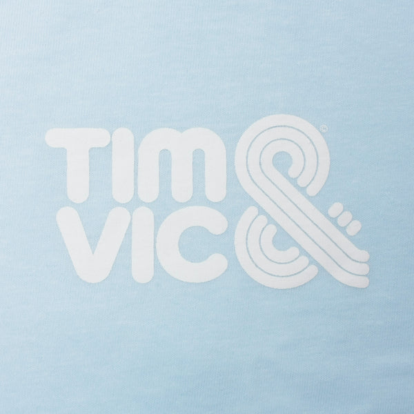 TIM&VIC 8 T-Shirt Blue (With Back Print) RESTOCK.