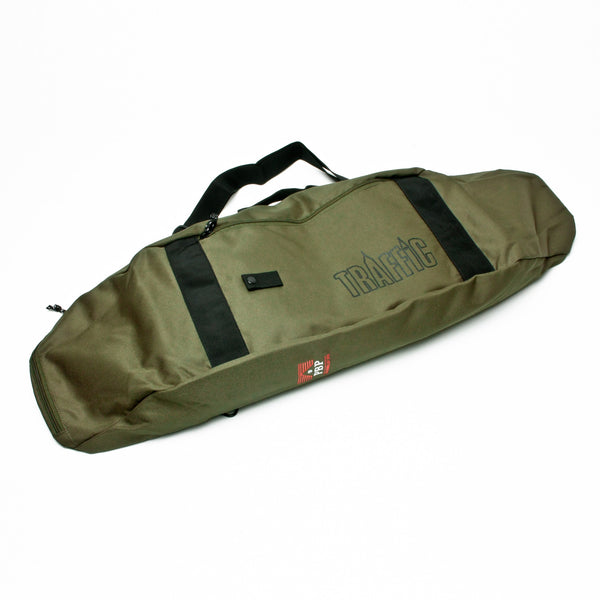 Traffic X Pitbull Propaganda Convertible Bag Olive