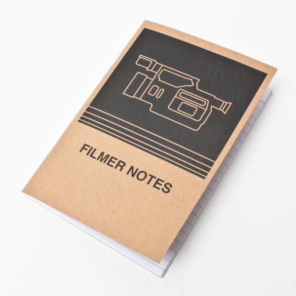 VXMEDIC Filmer Note Notebook