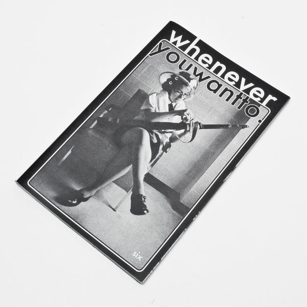 Whenever You Want To - Issue 6