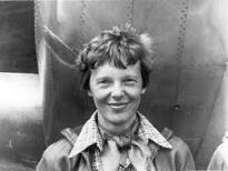 Amelia Mary Earhart was an American aviation pioneer and author. Earhart was the first female aviator to fly solo across the Atlantic Ocean. She always wore her elephant hair bracelet. It is believed on the day that she disappeared here bracelet was found in her room.