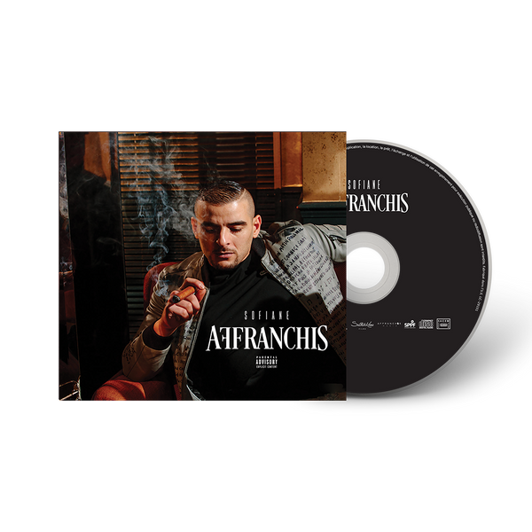 "CD ""Affranchis"""