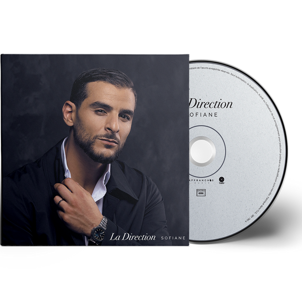 "CD ""La Direction"""