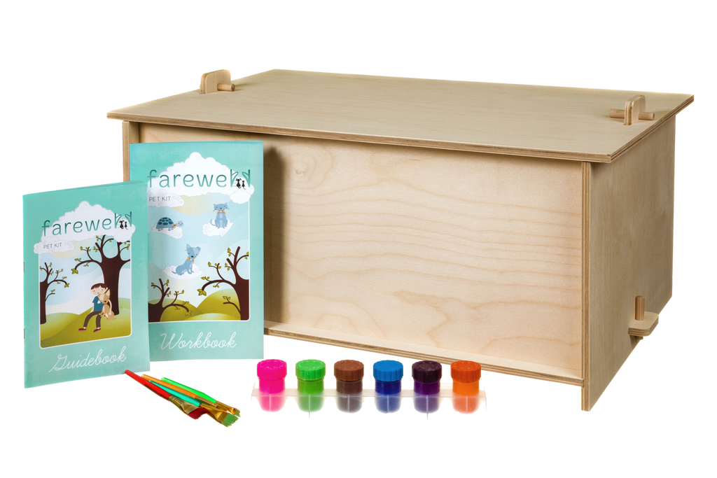Farewell Pet Kit - Large