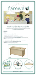 Farewell Pet Kit - X-Large