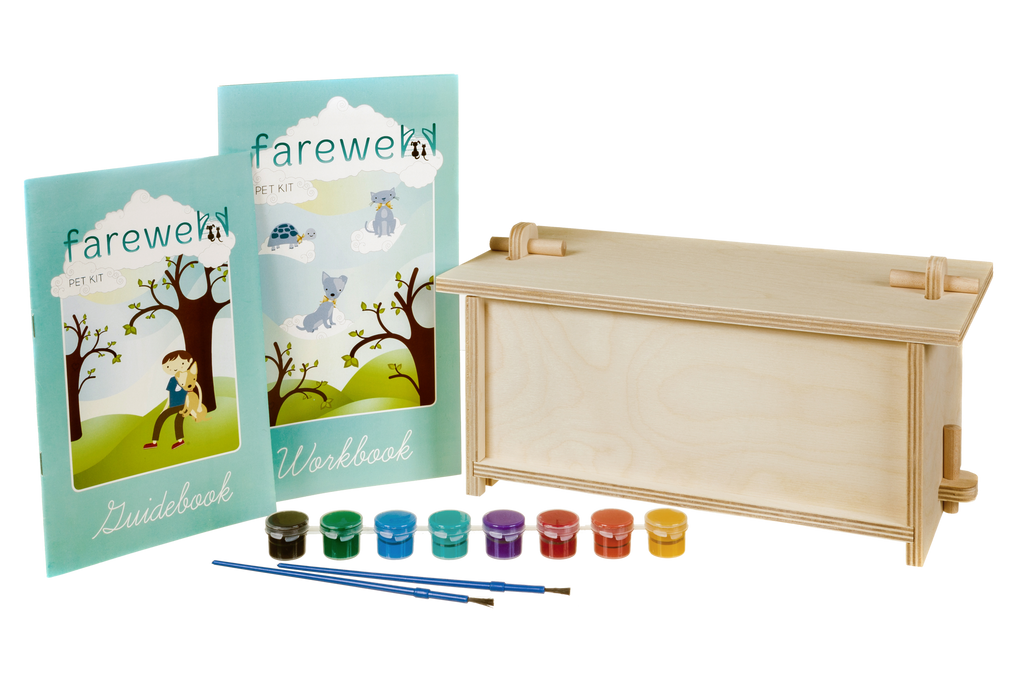 Farewell Pet Kit - Small