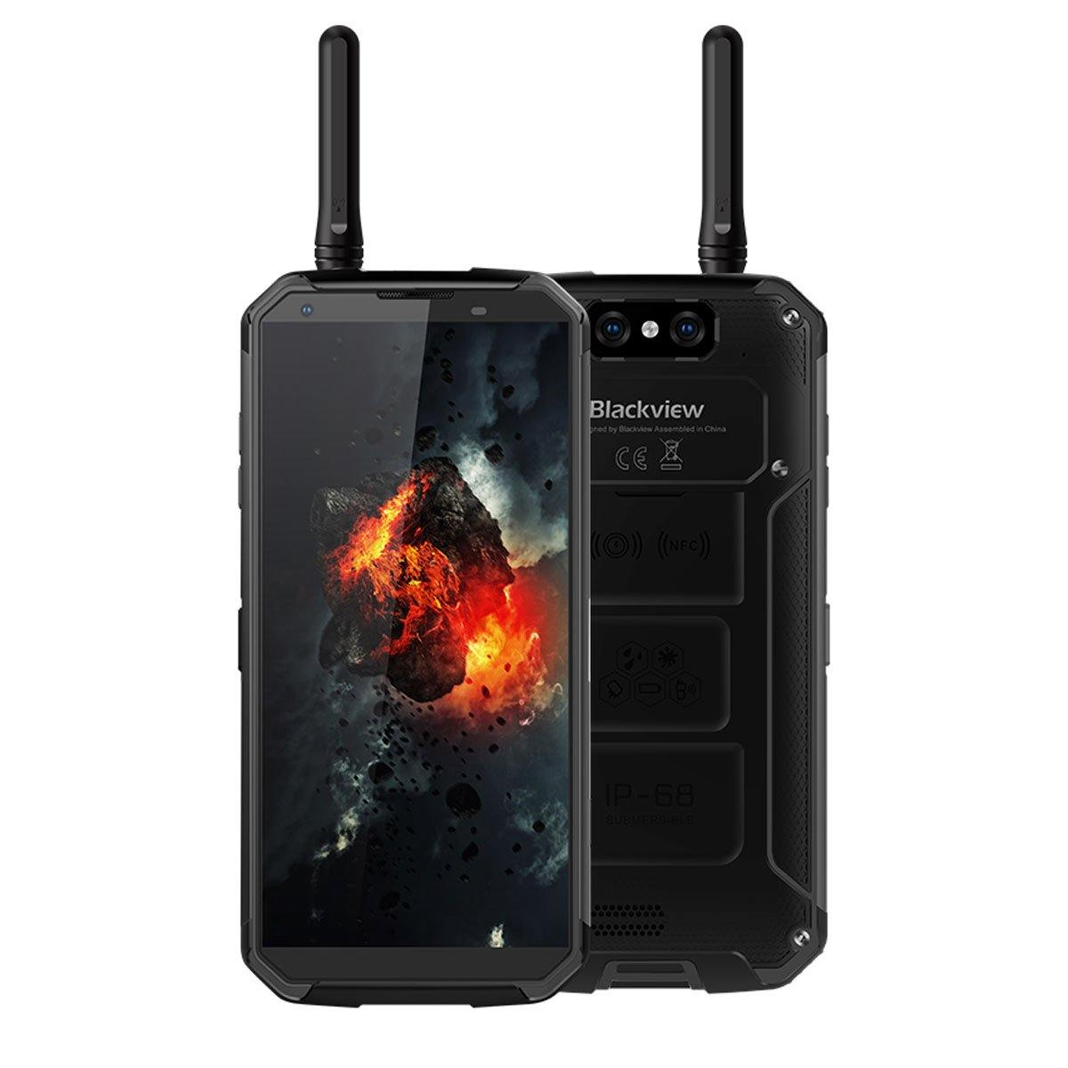 Blackview BV9500 Pro Walkie Talkie 4G Rugged Phone - Blackview Store