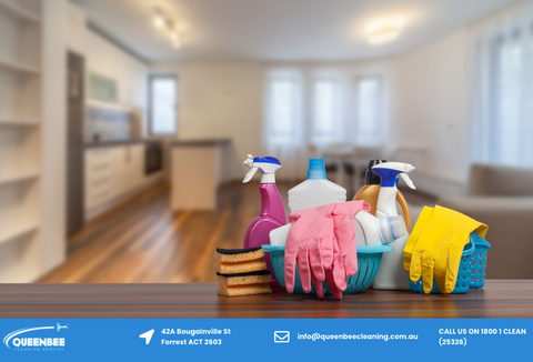 cleaning and disinfecting service in Canberra